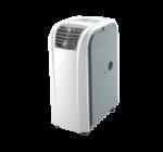 FISHER FPR-90DE-R  Mobil klímaberendezés  2,6 kW ,Hősziv, R410A, infra távirányítóval