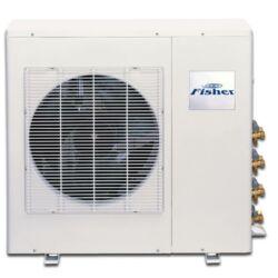 FISHER FS5MIF-360AE2 (kültéri egység) Multi inv.klíma kültéri egység 10,55 kW, Hősziv ,inverter R410A