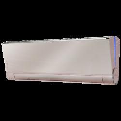 FISHER FSAIF-Art-120AE2-G (beltéri  egység) Oldalfali split klíma (GOLDEN) 3,5 kW,Hősz, Inverter , R410A, WIFI csatlakozási opció