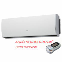 FUJITSU ASYG07LUCA (beltéri egység) oldalfali split klíma 2 kW Hősziv, Inverter, R410A