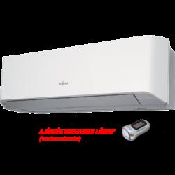 FUJITSU ASYG14LMCE (beltéri egység) Oldalfali split klíma 4,0 kW, Hősziv.Inverter,R410A