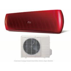 HD  HDWI-DSGN-120C-RED/HDOI-DSGN-120C (beltéri +kültéri egység) Oldalfali split klíma (DESIGN-RED) 3,5 kW, Hősziv,Inverteres, R410A