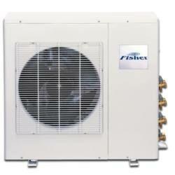 FISHER FS4MIF-361AE2 (kültéri egység) Multi inv.klíma kültéri egység 10,6 kW, Hősziv ,inverter R410A