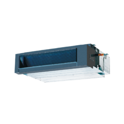FISHER FSLIF-182AE2/FSOIF-183AE2 (beltéri +kültéri egység+kör km. csatl.) Légcsatornás split klíma 5,3 kW,Inverter,Hősziv.,R410A