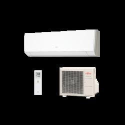 FUJITSU ASYG07LMCA/AOYG07LMCA (kültéri + beltéri egység) oldalfali split klíma 2 kW Hősziv, Inverter, R410A