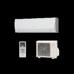 FUJITSU ASYG07LLCE/AOYG07LLCE (kültéri + beltéri egység) oldalfali split klíma 2 kW Hősziv, Inverter, R410A