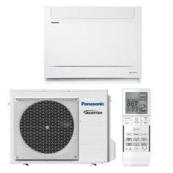 Panasonic Kit-Z25-Ufe (kültéri + beltéri egység) Parapet split klíma 2,5 kW, Hőszivattyús , R32