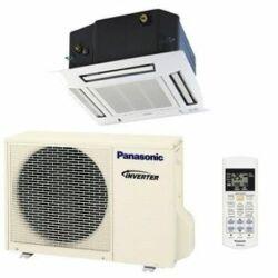 Panasonic Kit-Z25-Ub4 (beltéri + kültéri egység  panel) Kazettás split klíma 2.5 kW, Inverter,Hösziv., R32