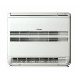 Toshiba RAS-B10UFV-E1 (kültéri + beltéri egység) Mennyezeti split klíma 2,5 kW, Hőszivattyús , R410A