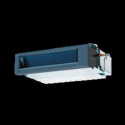 FISHER FSLIF-241AE2/FSOIF-241AE2 (beltéri +kültéri egység+kör km. csatl.) Légcsatornás split klíma 7,2 kW,Inverter,Hősziv.,R410A