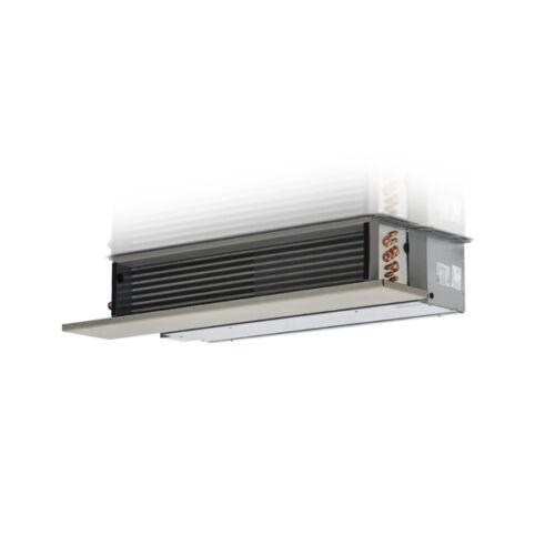 GALLETTI DS241 Légcsatornázható Fan-coil