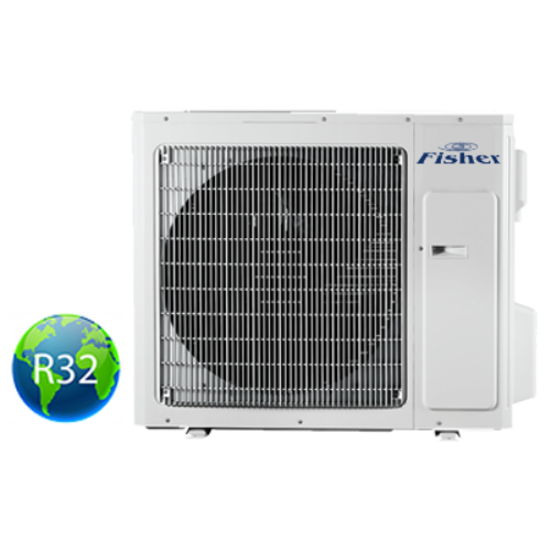 FISHER FS5MIF-423BE3 (kültéri egység) Multi inv.klíma kültéri egység 12 kW, Hősziv ,inverter R32