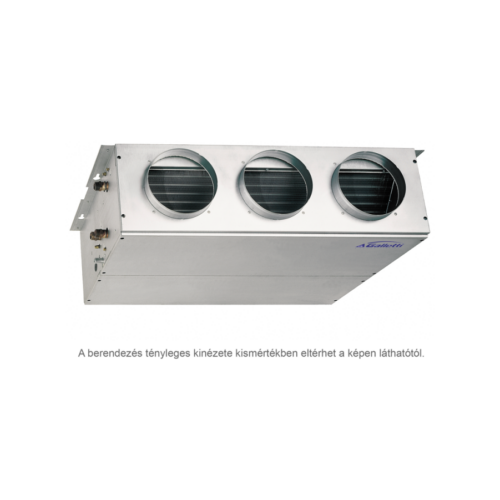 GALLETTI UTN12A DF Magasnyomású Légcsatornázható Fan-coil