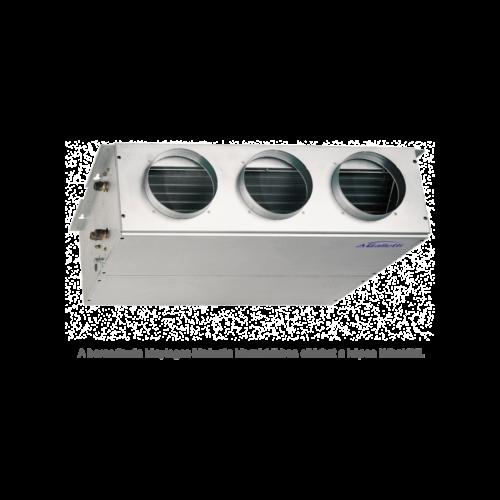 GALLETTI UTN30 Magasnyomású Légcsatornázható Fan-coil