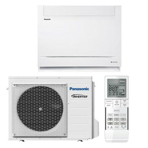 Panasonic Kit-Z50-Ufe (kültéri + beltéri egység) Parapet split klíma 5,0 kW, Hőszivattyús , R32